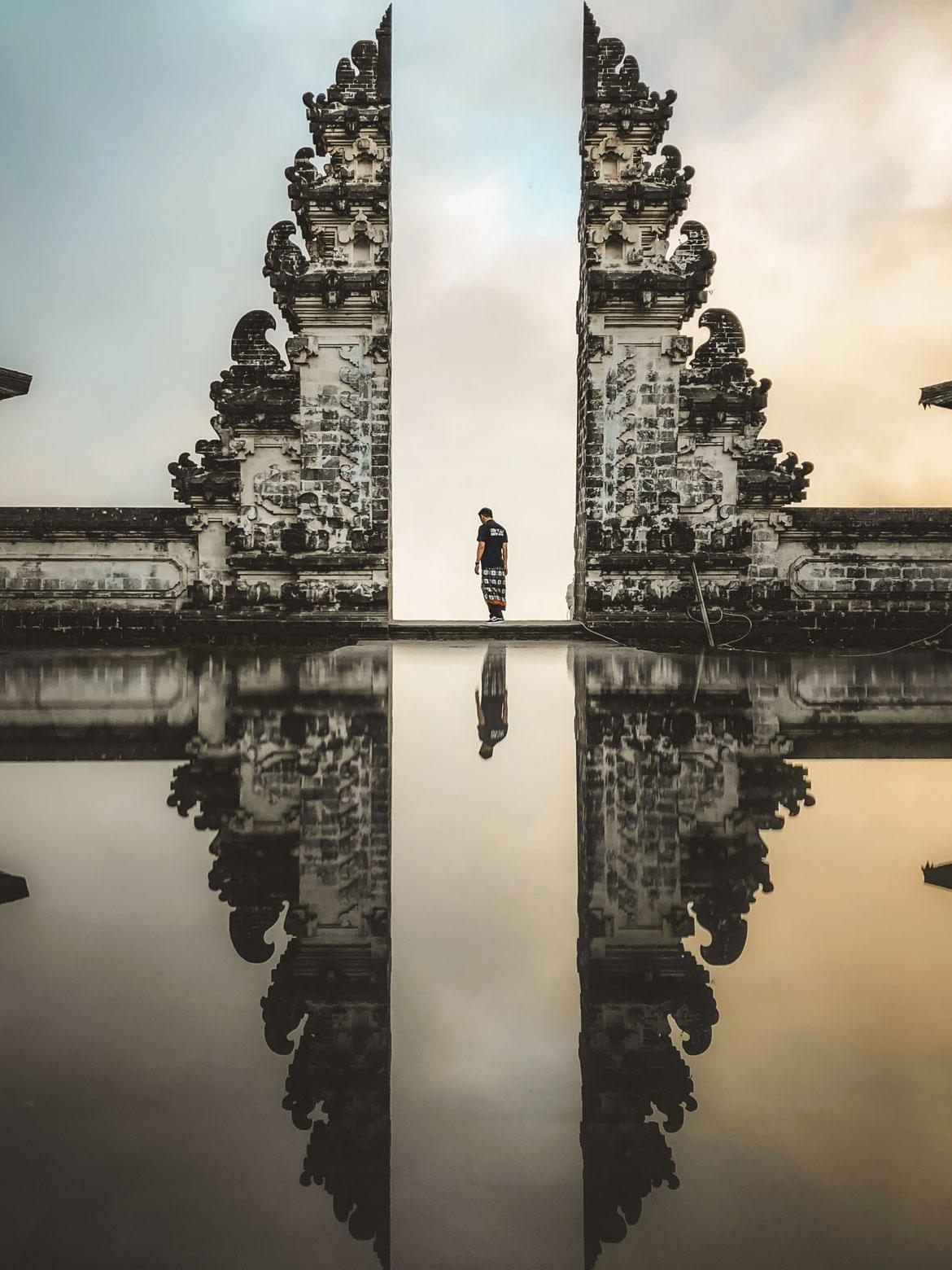 Lempuyang porta del paradiso Amed Bali