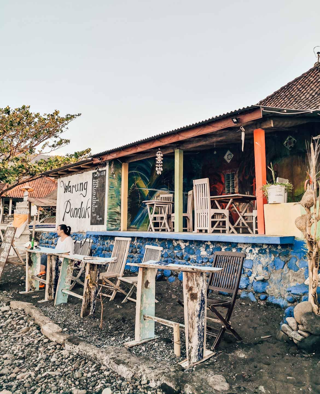 Warung Pondok ad Amed Bali