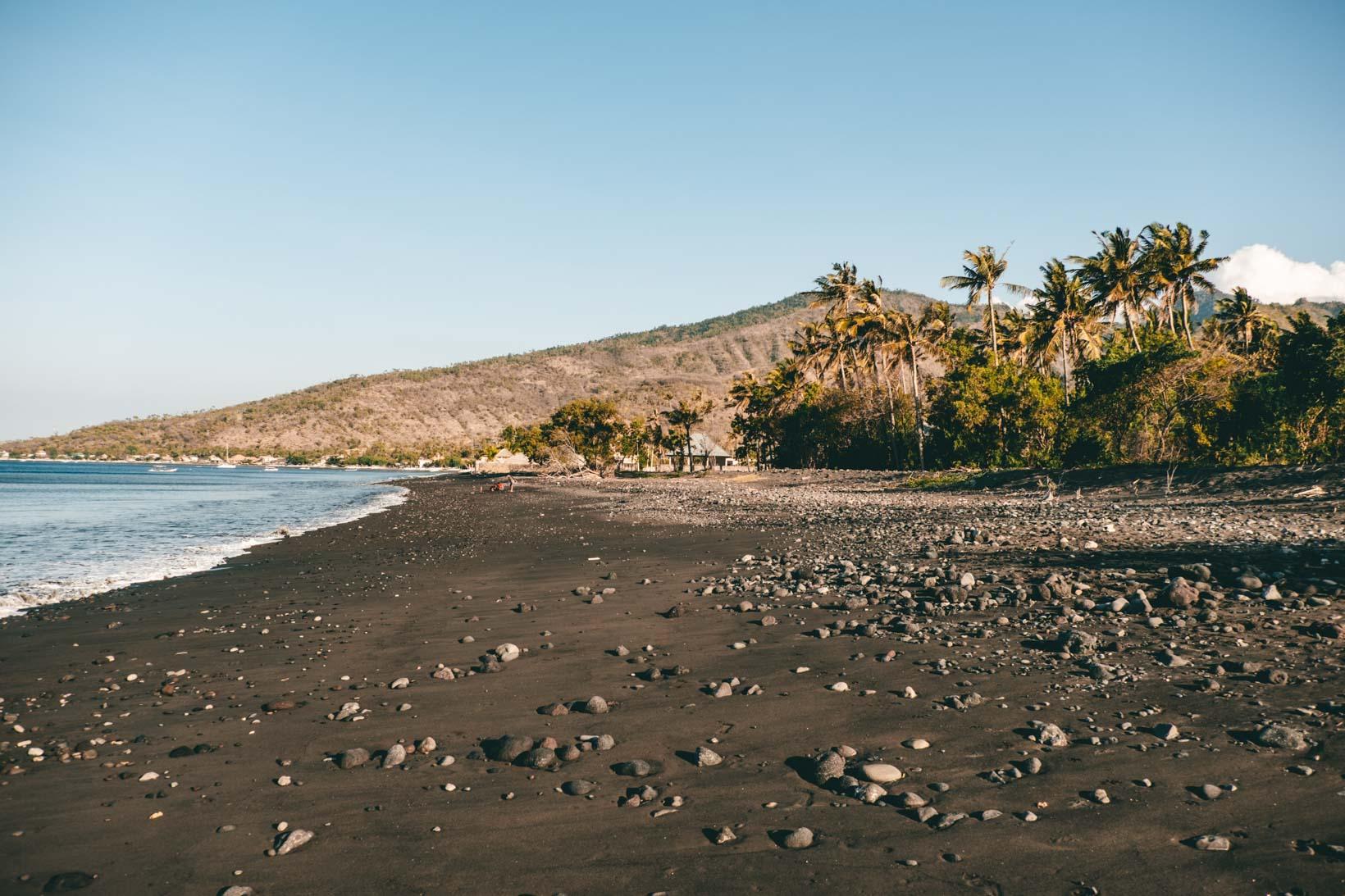 Spiaggia di Amed Bali