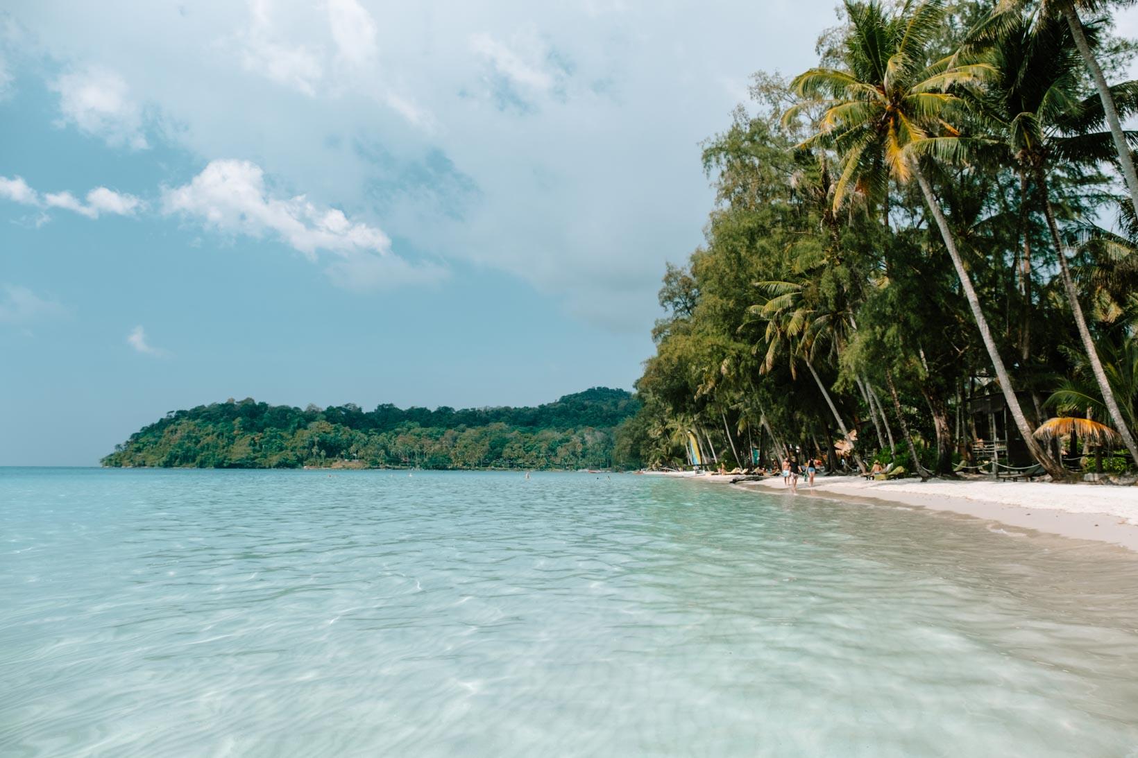Spiaggia Klong Chao a Koh Kood