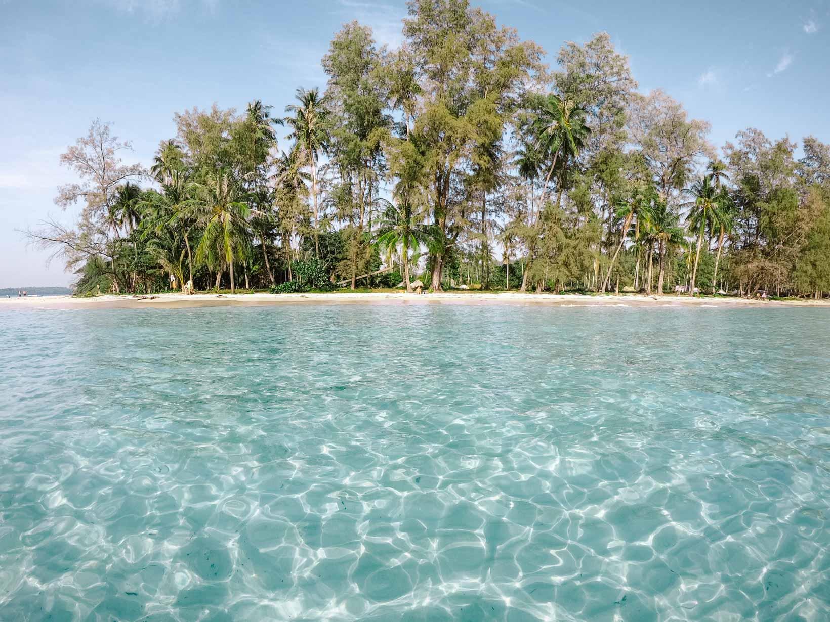 Spiaggia Klong Han a Koh Kood