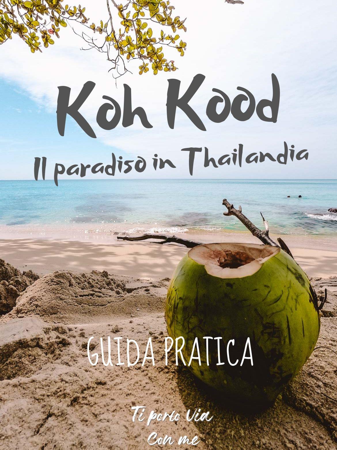 Koh Kood copertina Pinterest
