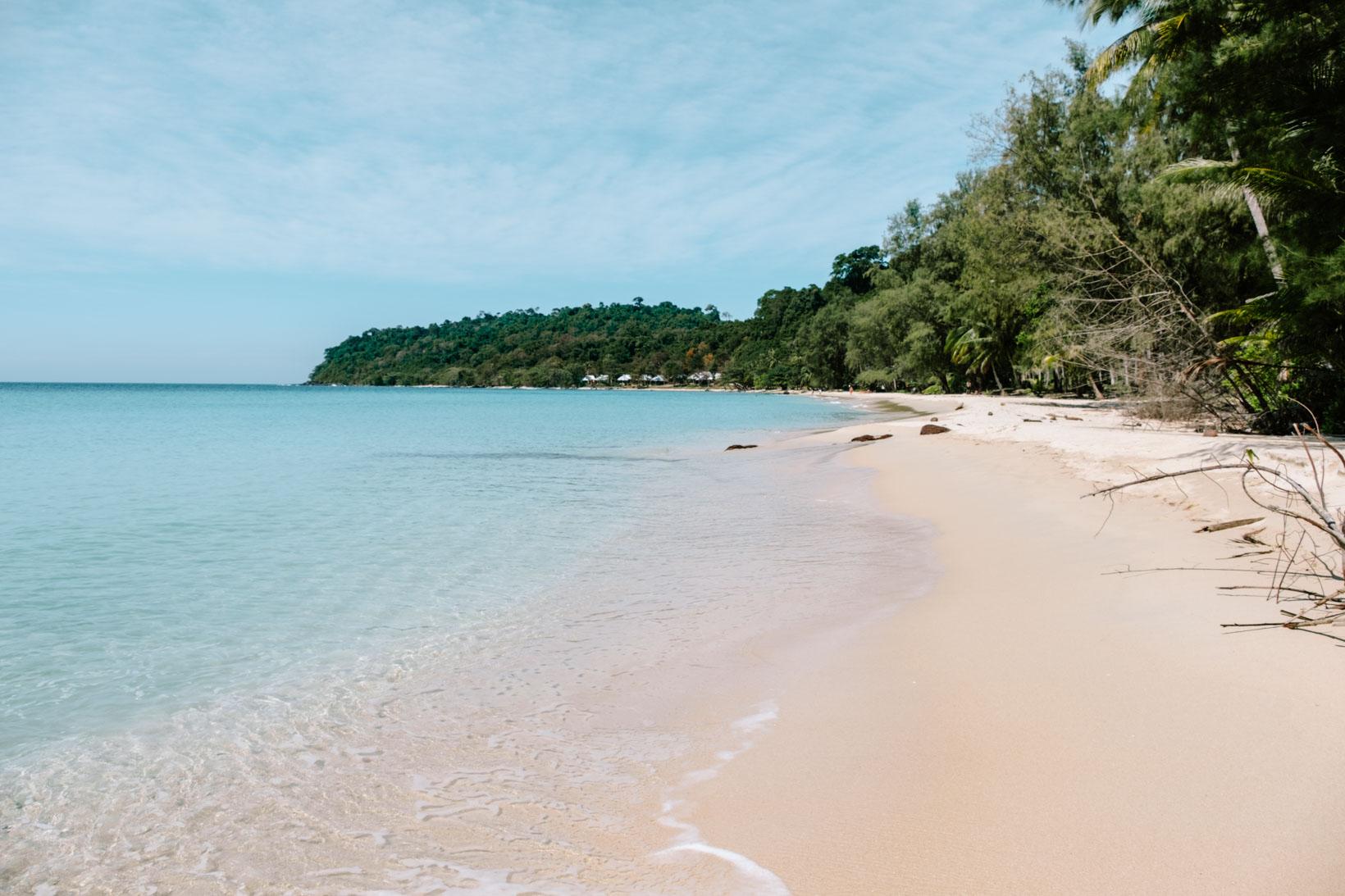 Takhian beach Koh Kood