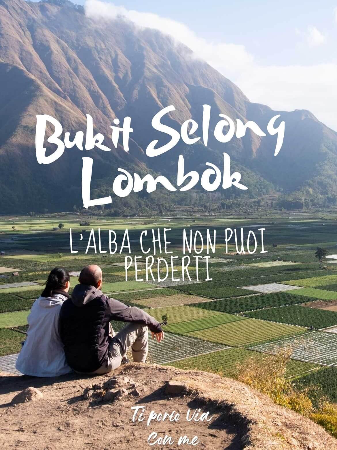 Bukit Selong Lombok Pinterest