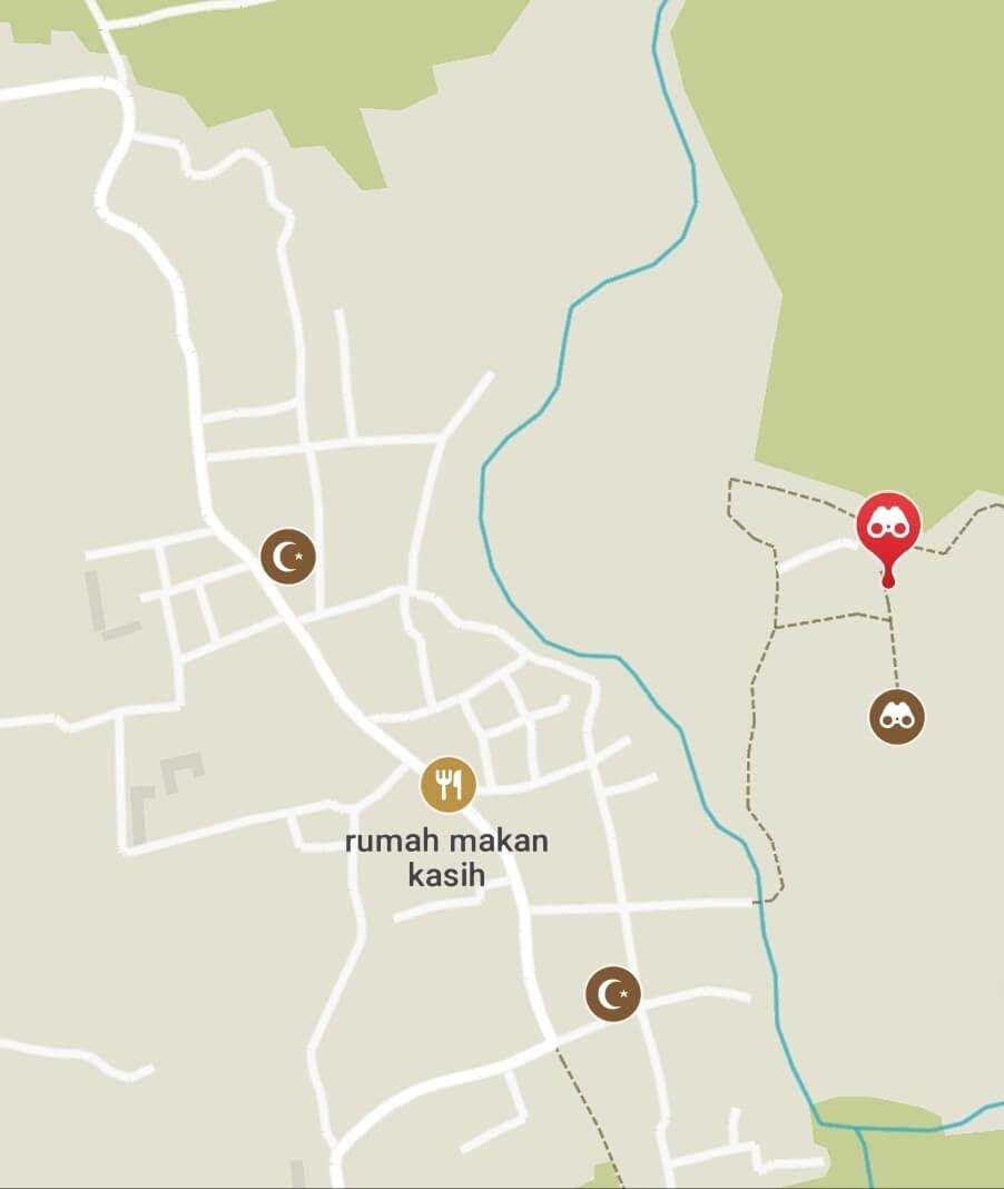 Mappa Bukit Selong Sembalun
