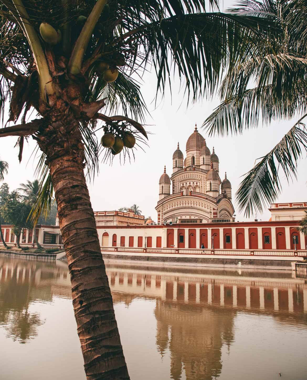 Tempio Dakshineswar a Calcutta