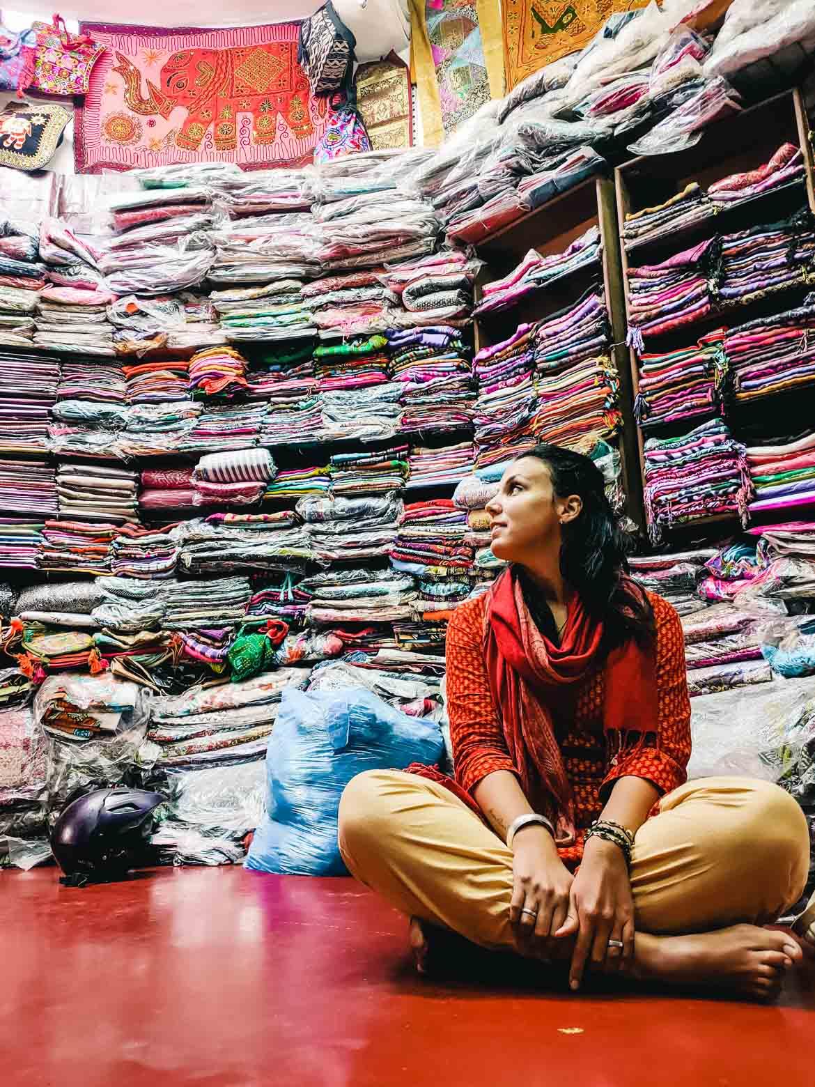 Dove comprare vestiti Calcutta