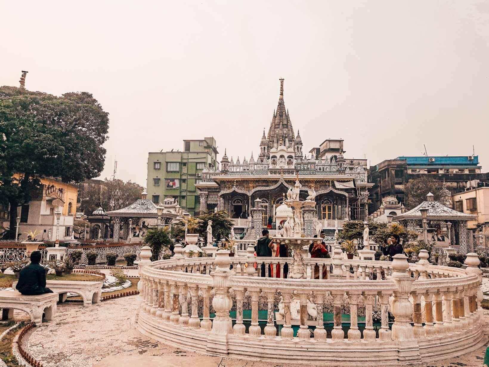 Tempio Pareshnath Jain a Calcutta