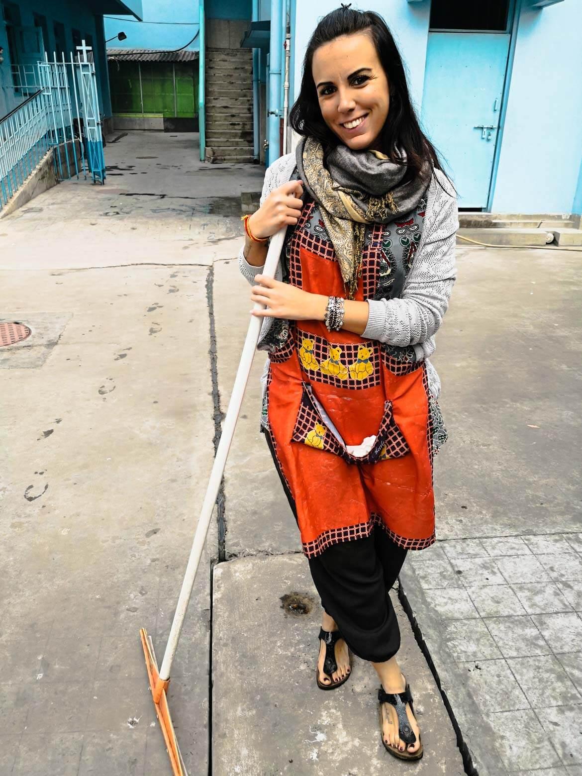 come vestirsi per volontariato a Calcutta