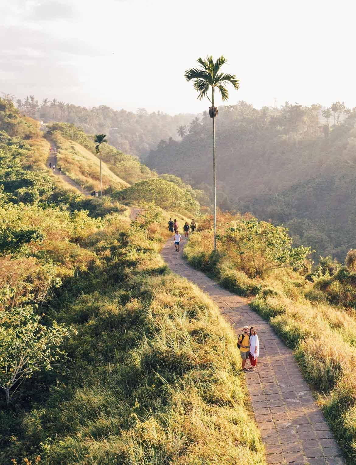 Ubud cosa fare Campuhan ridge walk