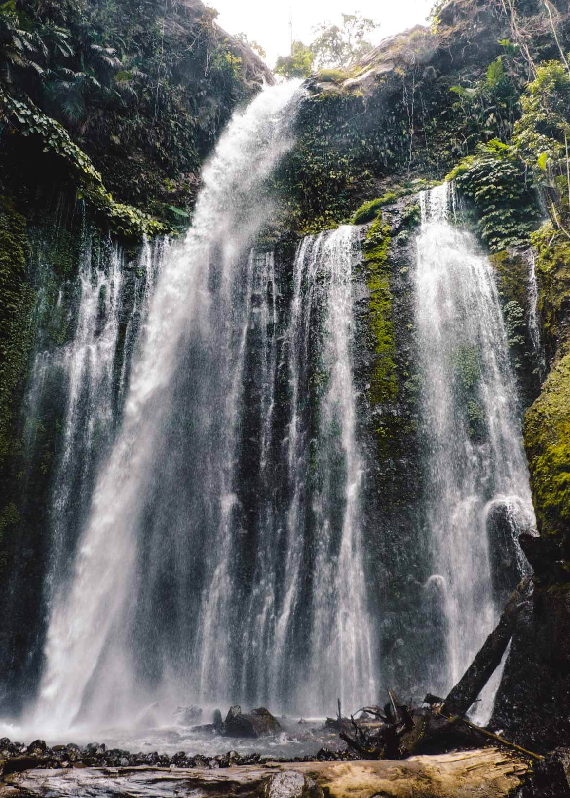 Lombok cosa vedere Cascata Tiu Kelep