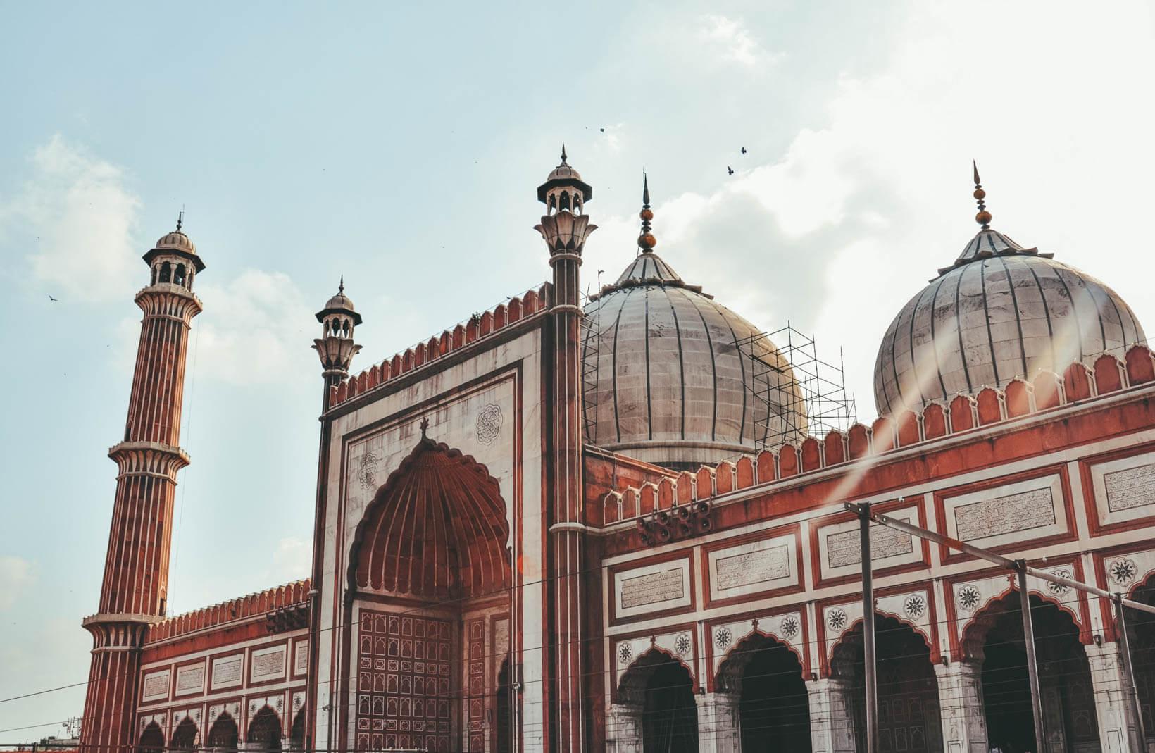 New Delhi Jama Masjid