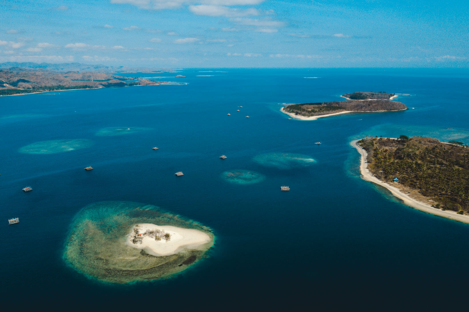 Lombok cosa vedere Gili Nanngu Kedis Sudak
