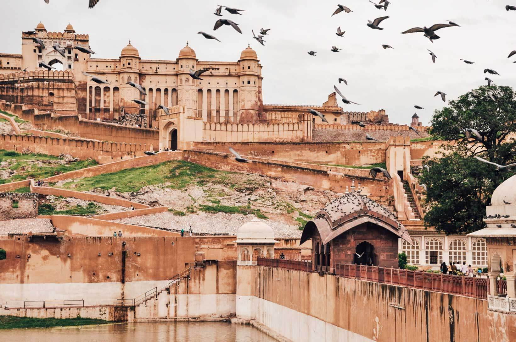 Jaipur cosa vedere amber fort