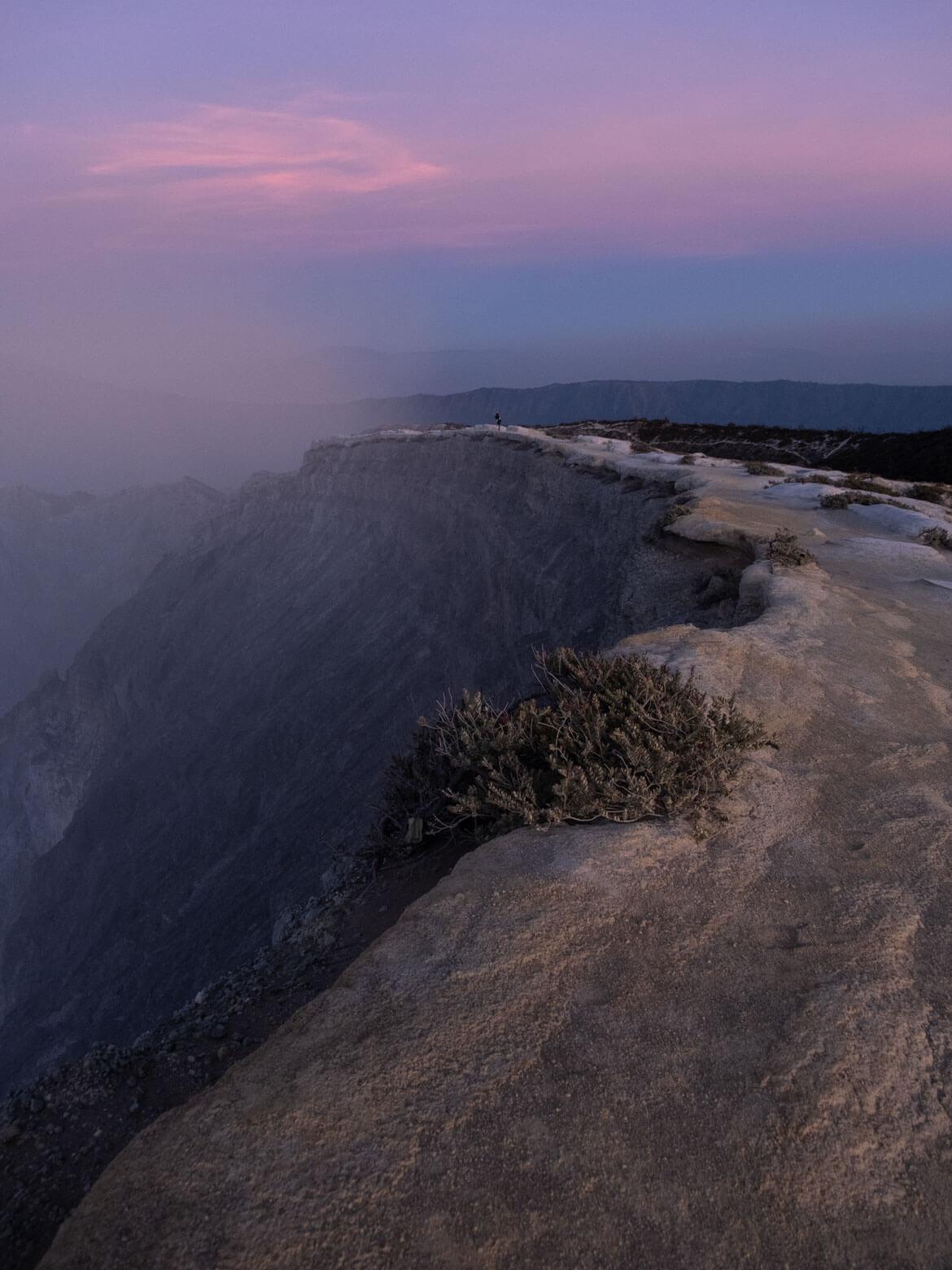 Alba viewpoint Kawah Ijen