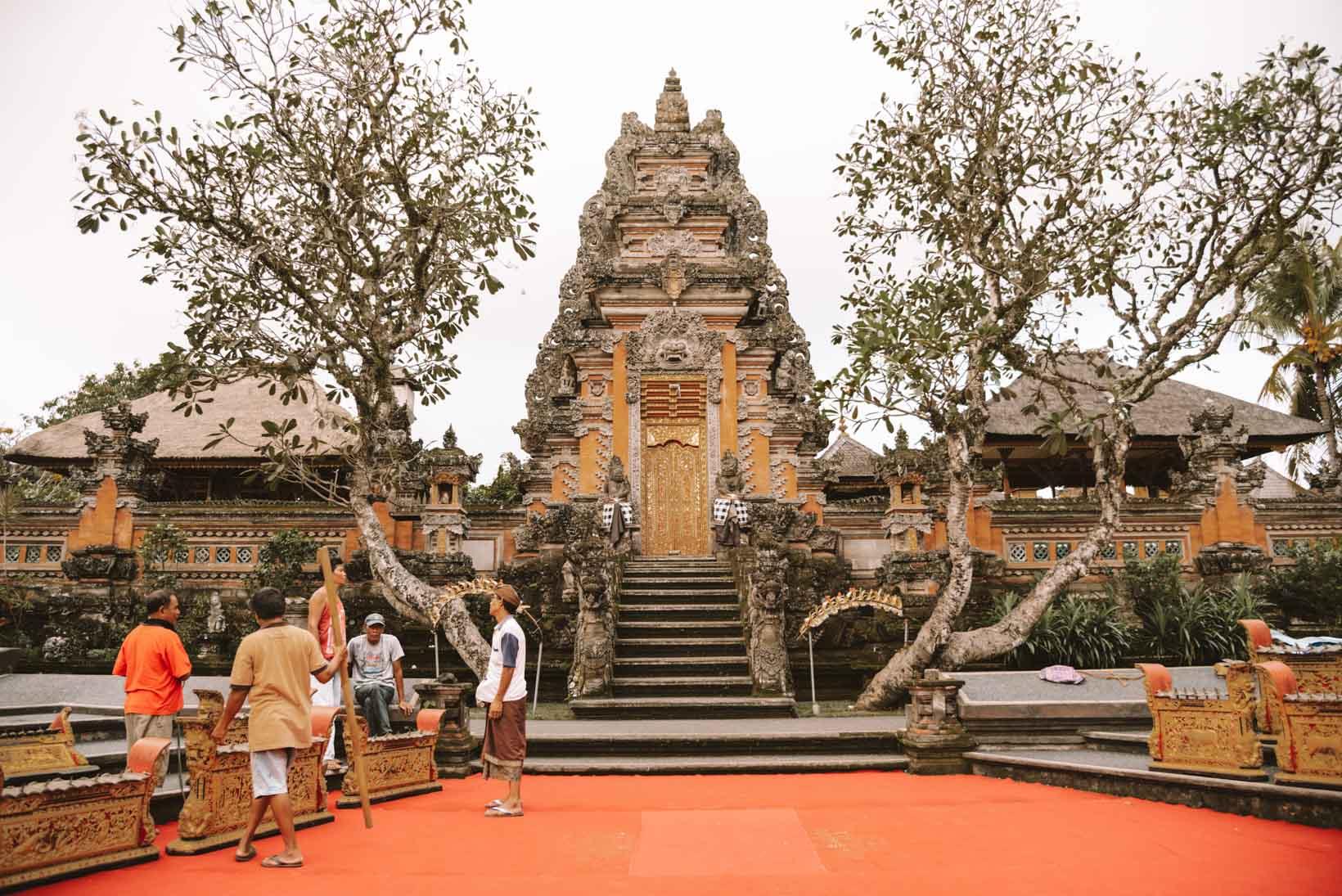 Palazzo reale Ubud