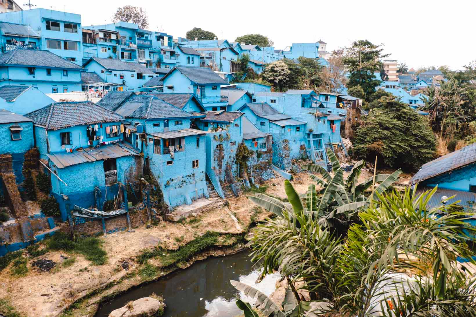 villaggio blu malang