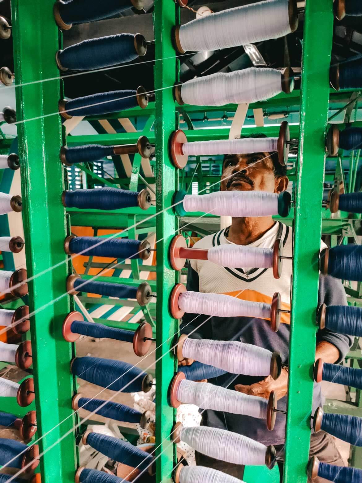 Volontariato a Calcutta il lebbrosario