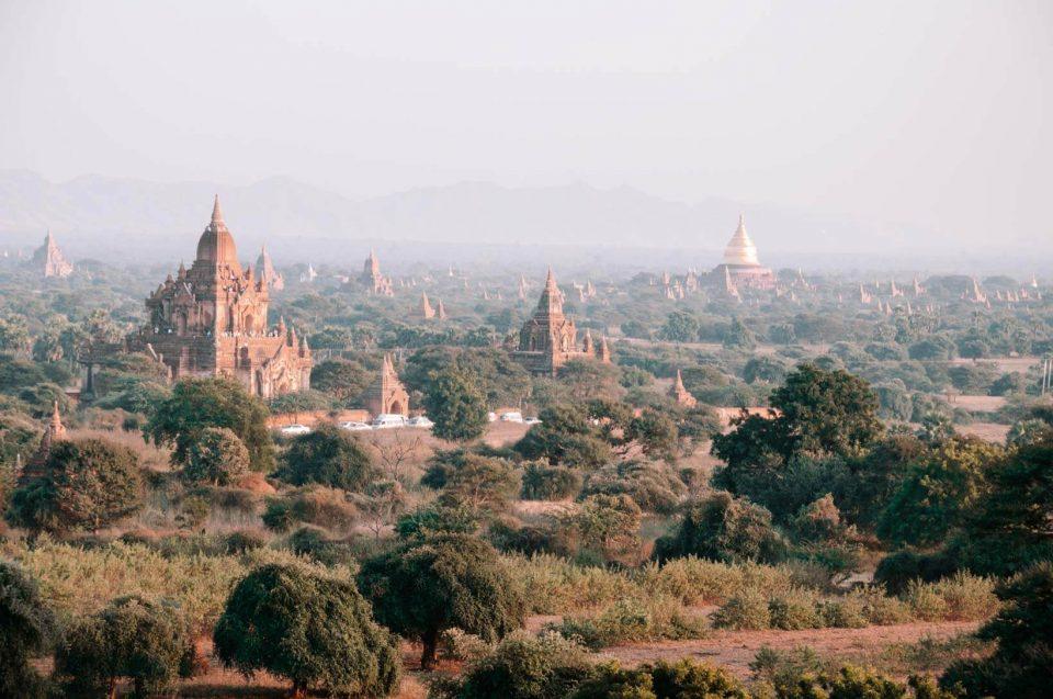 Birmania cosa vedere Bagan