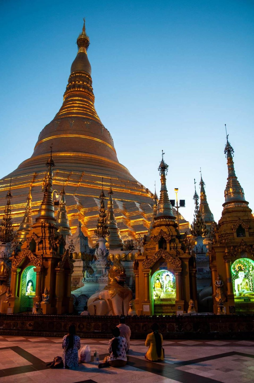 Birmania cosa vedere Yangon