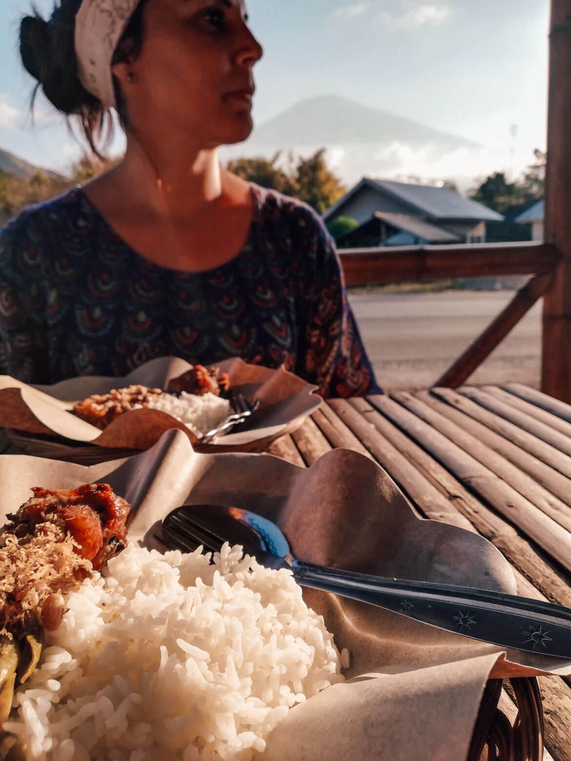 Prezzi per mangiare in Indonesia