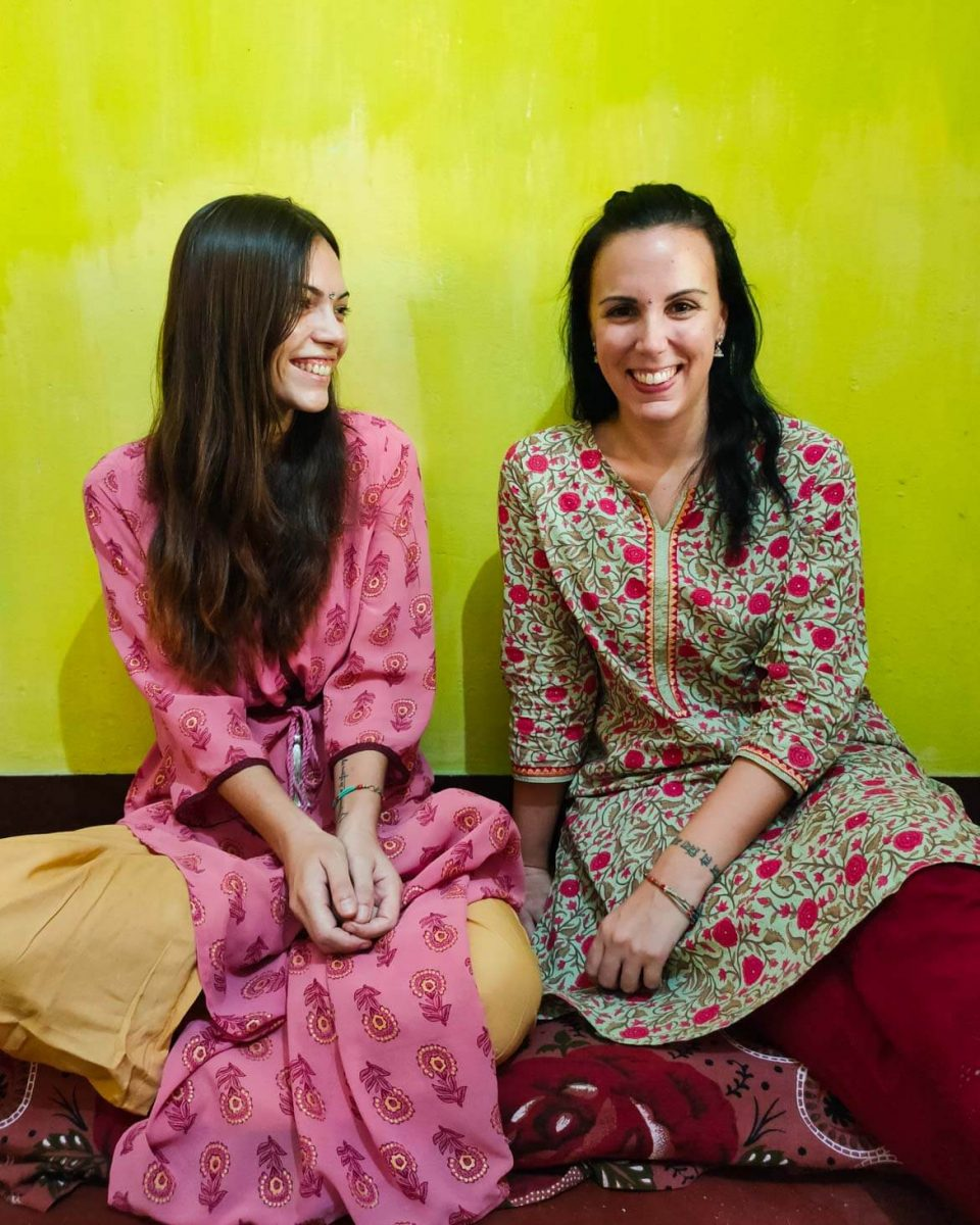 Viaggiare da sola in India abbigliamento da donna
