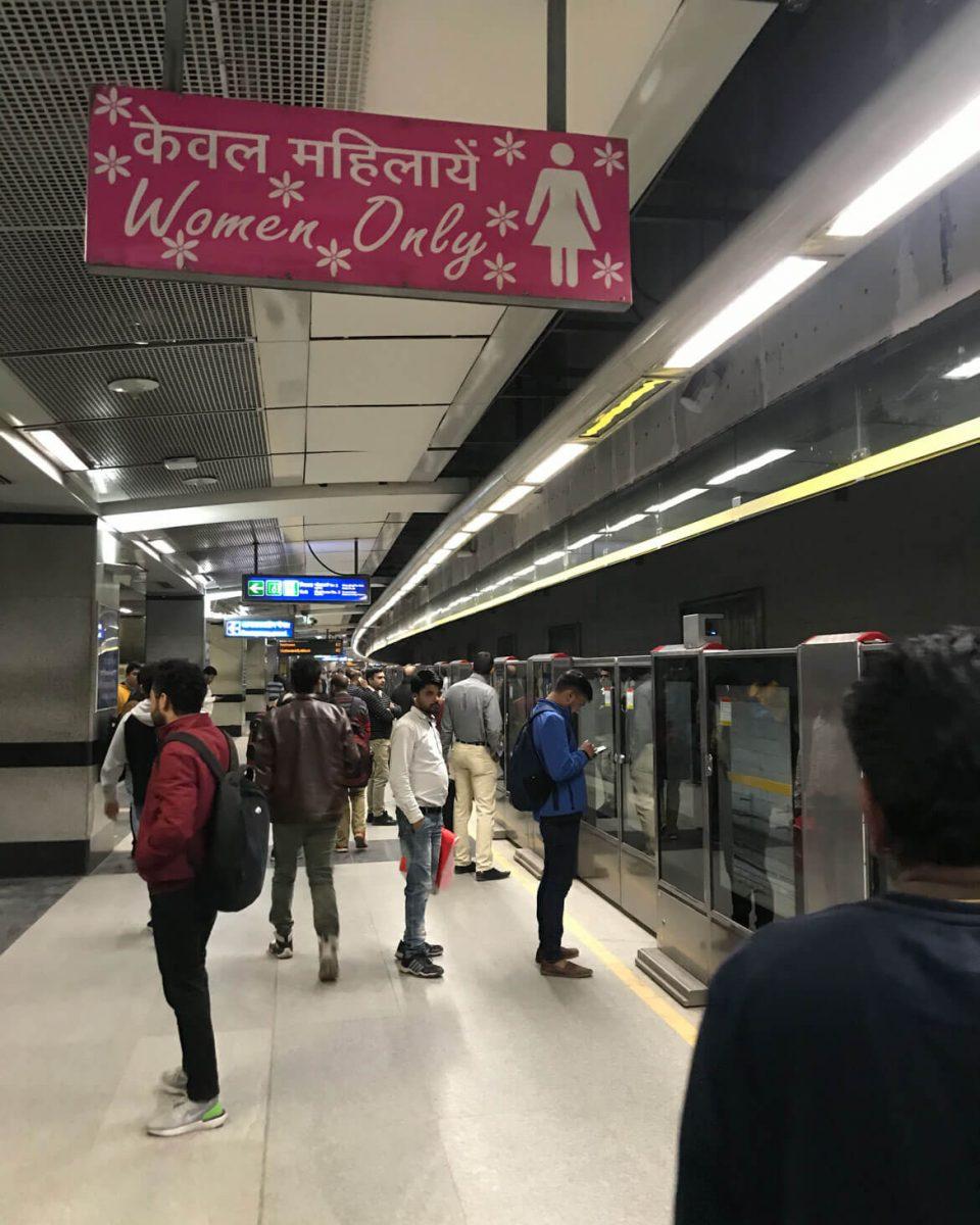 Viaggiare da sola in India trasporti