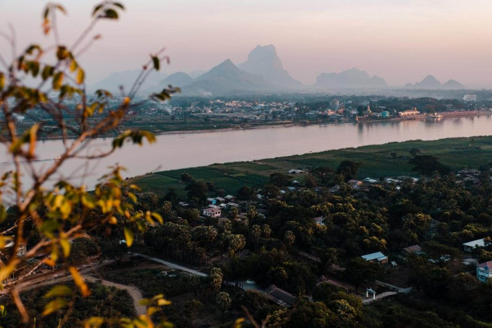 monte Hpan Pu a Hpa-an