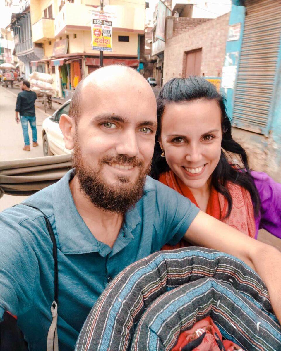 tiportoviaconme arreda casa a Varanasi