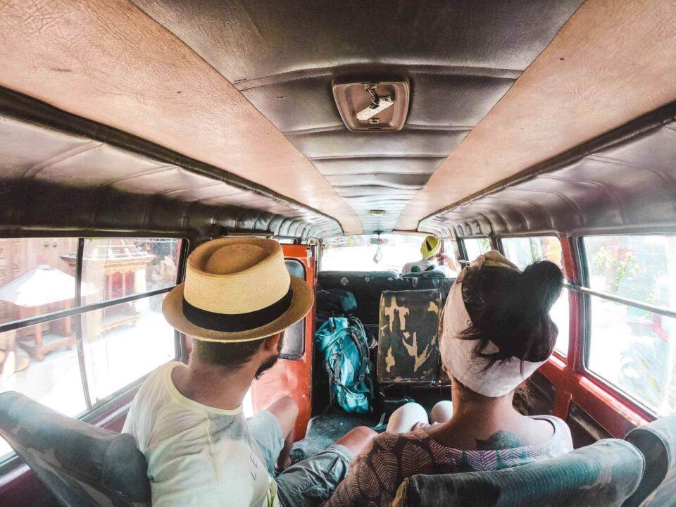 viaggiare spendendo poco trasporti